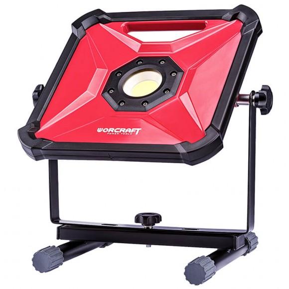 Портативна диодная лампа аккумуляторная Worcraft CLED-S20Li-30W