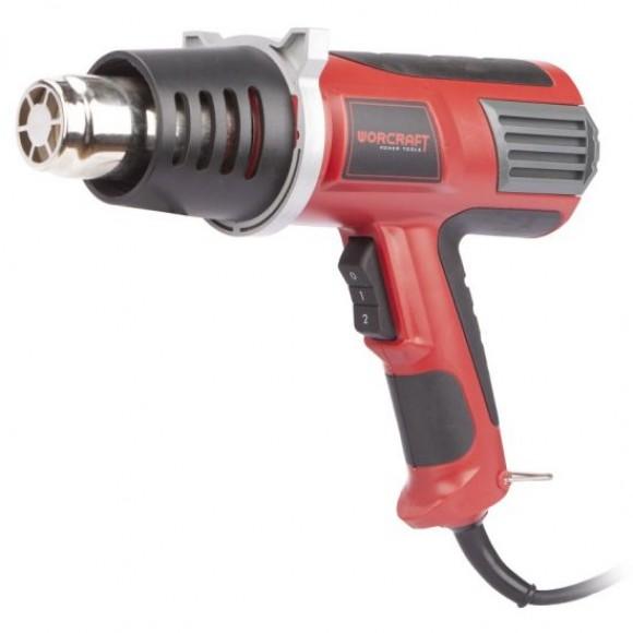 Фен промышленный Worcraft HG20-600