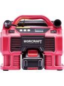 Воздушный насос аккумуляторный Worcraft CAC-S20Li