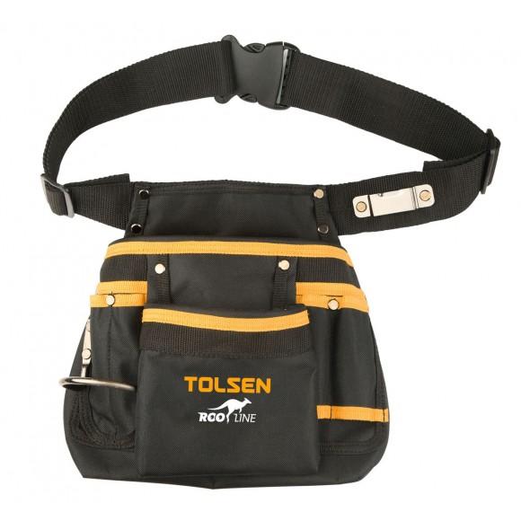 Сумка-пояс для инструментов Tolsen 80120