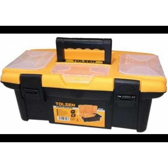 Ящик для інструментів Tolsen 34х18х13 см 80190