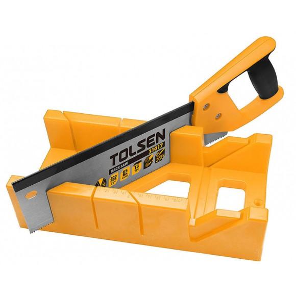 Пила пасовочная 300 мм Tolsen с пластиковым стуслом 31017